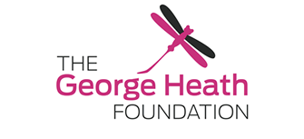The George Heath Foundation Retina Logo
