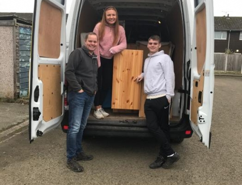Allocation 22 – CHANCE Changing Lives – Furniture Collection and Delivery £100